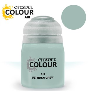 Airbrush Paint Ulthuan Grey 24ml Maling til Airbrush