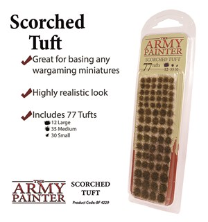 Army Painter Scorched Tuft Battlefields XP 4229