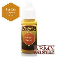 Army Painter Warpaint Basilisk Brown