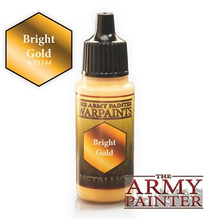 Army Painter Warpaint Bright Gold Også kjent som D&D Ki-Rin Gold
