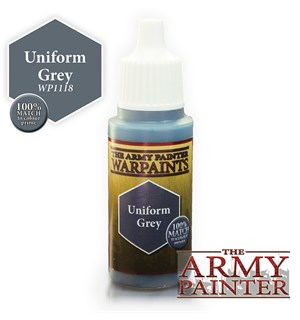 Army Painter Warpaint Uniform Grey