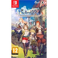Atelier Ryza Switch Ever Darkness & the Secret Hideout