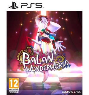 Balan Wonderworld m/ bonus PS5 Pre-order og få Opening Night Ticket
