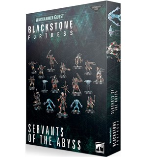 Blackstone Fortress Servants of Abyss Warhammer Quest 40K