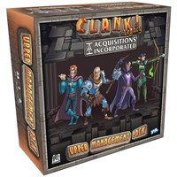 Clank Legacy Upper Management Expansion Utvidelse Clank Legacy Acquisitions Inc