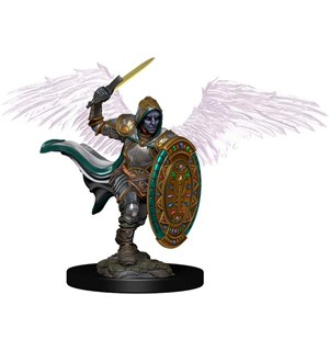 D&D Figur Icons Aasimar Paladin Male Icons of the Realm Premium Figures