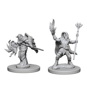 D&D Figur Nolzur Elf Wizard Male Nolzur's Marvelous Miniatures - Umalt