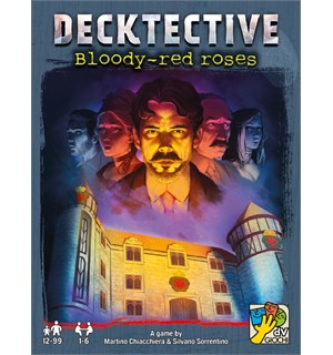 Decktective Bloody Red Roses Brettspill