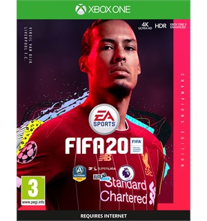 FIFA 20 Champions Edition Xbox One 3 DAGER TIDLIG TILGANG