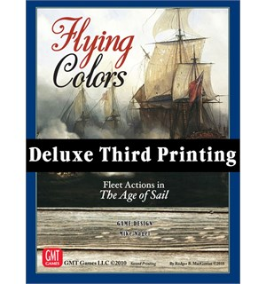 Flying Colors Deluxe Brettspill Third Print
