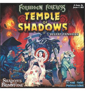 Forbidden Fortress Temple of Shadows Exp Utvidelse til Forbidden Fortress