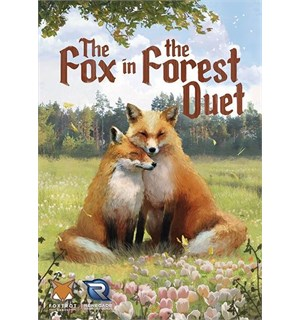 Fox in the Forest Duet Brettspill