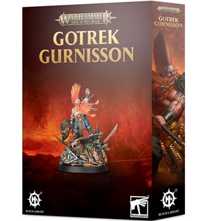 Gotrek Gurnisson Warhammer Age of Sigmar
