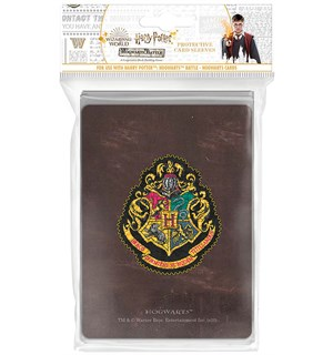 Harry Potter Hogwart Battle Card Sleeves Kortbeskyttere til Harry Potter