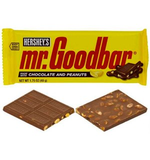 Hersheys Mr. Goodbar 49g