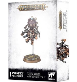 Kharadron Overlords Endrinmaster Dirigi Warhammer Age of Sigmar - Dirigible Suit