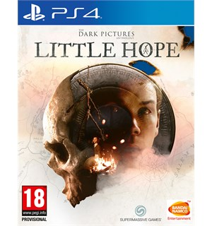 Little Hope PS4 The Dark Pictures Anthology