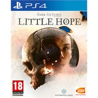 Little Hope m/ bonus PS4 The Dark Pictures Anthology