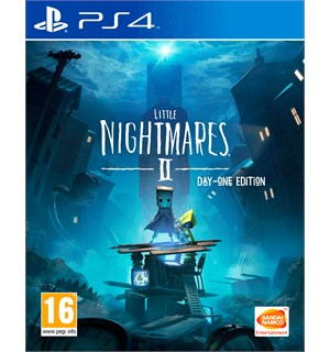 Little Nightmares 2 Day One Ed PS4 Day One Edition