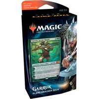 Magic Core 2021 PW Deck Garruk Planeswalker Deck - Grønn