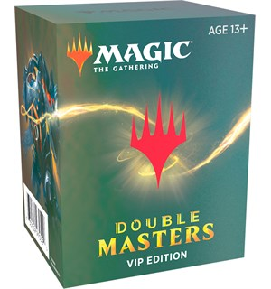 Magic Double Masters VIP Edition 33 kort + 2 Foil tokens