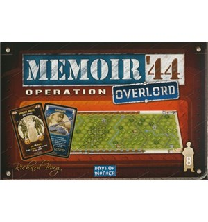 Memoir 44 Operation Overlord Expansion Utvidelse til Memoir 44