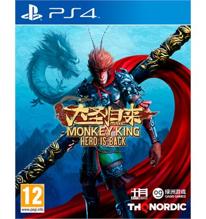 Monkey King Hero is Back PS4