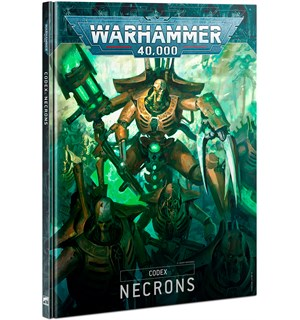 Necrons Codex Warhammer 40K