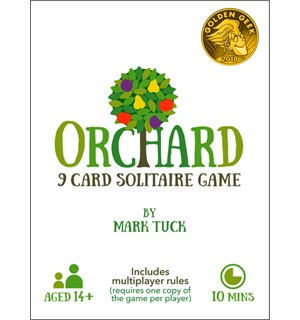 Orchard Kortspill A 9 Card Solitaire Game