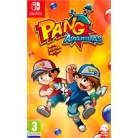 Pang Adventures Switch