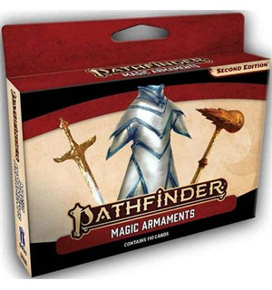 Pathfinder 2nd Ed Cards Magic Armaments Second Edition - 110 kort