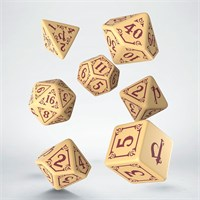 Pathfinder 2nd Ed Dice Set - 7 stk Terningset til Pathfinder Second Edition