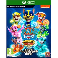 Paw Patrol Mighty Pups Xbox One Mighty Pups Save Adventure Bay