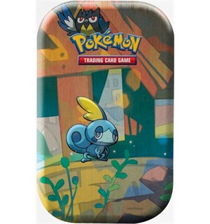 Pokemon Mini Tin Galar Pals Sobble