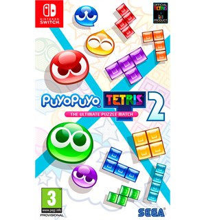 Puyo Puyo Tetris 2 Switch Launch Edition