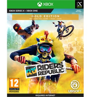 Riders Republic Gold Edition Xbox One Inkluderer Year One Season Pass