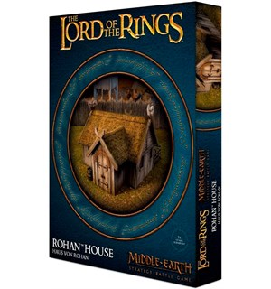 Rohan House Middle-Earth Strategy Battle Game