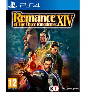 Romance of the Three Kingdoms 14 PS4 Romance of the Three Kingdoms XIV