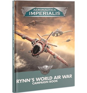 Rynns World Air War Campaign Book Aeronautica Imperialis