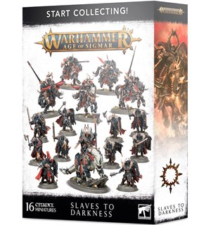 Slaves to Darkness Start Collecting Warhammer Age of Sigmar