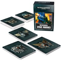 Space Marines Datacards (2019 Edition)