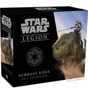 Star Wars Legion Dewback Rider Expansion Utvidelse til Star Wars Legion