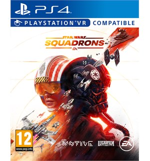 Star Wars Squadron m/ bonus PS4 Pre-order og få in-game bonuser