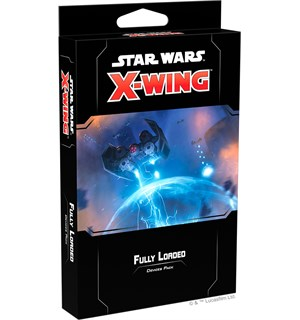 Star Wars X-Wing Fully Loaded Devices Utvidelse til Star Wars X-Wing 2nd Ed