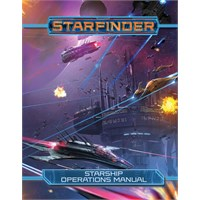 Starfinder RPG Starship Operations Manua