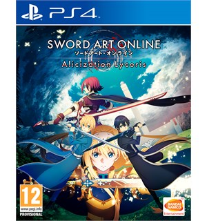 Sword Art Online Alicization PS4 Alicization Lycoris
