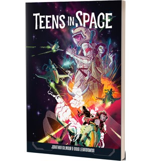 Teens In Space RPG Core Book