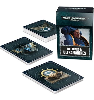 Ultramarines Datacards (2019 Edition)