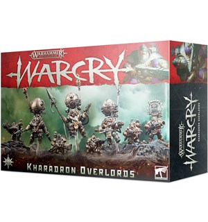 Warcry Warband Kharadron Overlords