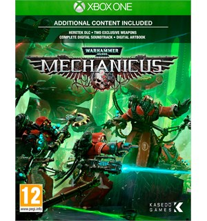 Warhammer 40K Mechanicus Xbox One